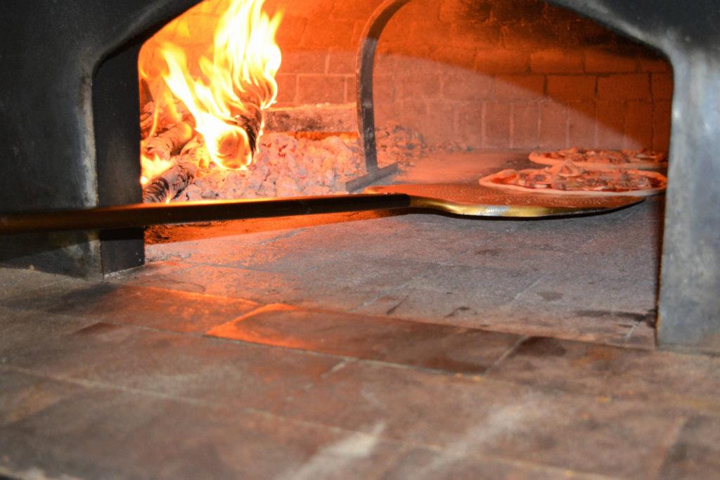 Forno a legna Pizzeria Modì