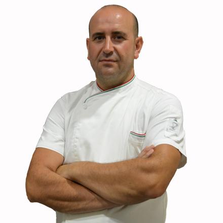 Nicola Trotta Maestro Pizzaiolo Pizzeria Modì